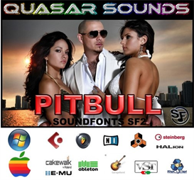 Pitbull Kit - Soundfonts  Sf2 | Music | Soundbanks
