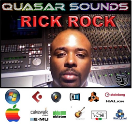 Rick Rock Kit - Soundfonts Sf2 | Music | Soundbanks