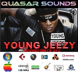 Young Jeezy Kit - Soundfonts Sf2 | Music | Soundbanks