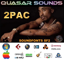2pac Kit - Soundfonts Sf2 | Music | Soundbanks
