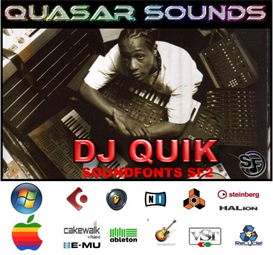 Dj Quik Kit - Soundfonts Sf2 | Music | Soundbanks