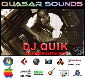 Dj Quik Kit - Soundfonts Sf2 | Music | Soundbanks