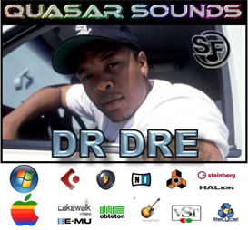 Dr Dre Kit - Soundfonts Sf2 | Music | Soundbanks