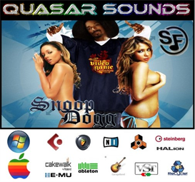 Snoop Dogg Kit - Soundfonts Sf2 | Music | Soundbanks