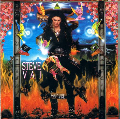 First Additional product image for - STEVE VAI Passion And Warfare (1990) 320 Kbps MP3 ALBUM