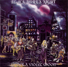 BLACKMORE'S NIGHT Under A Violet Moon (1999) 320 Kbps MP3 ALBUM | Music | Rock
