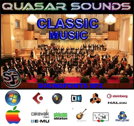 classic music -  soundfonts sf2