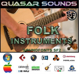 Folk Music Instruments - Soundfonts Sf2 | Music | Folk