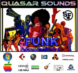 Funk Music Instruments - Soundfonts Sf2 | Music | Soundbanks