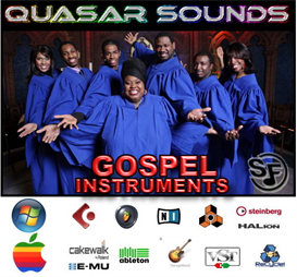 Gospel Music Instruments - Soundfonts Sf2 | Music | Gospel and Spiritual
