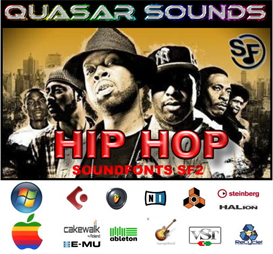 Hip Hop - Soundfonts Sf2 | Music | Rap and Hip-Hop