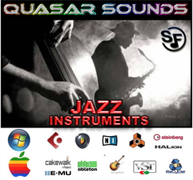 Jazz Instruments - Soundfonts Sf2 | Music | Jazz