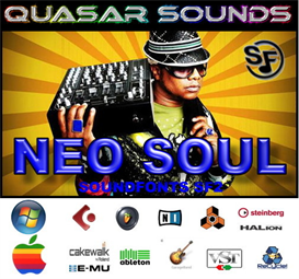 Neo Soul - Soundfonts Sf2 | Music | R & B