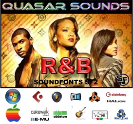 R&B Instruments - Soundfonts Sf2 | Music | R & B