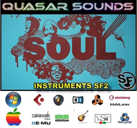 soul instruments - soundfonts sf2