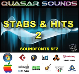 Stabs & Hits Kit Vol 2 - Soundfonts Sf2 | Music | Soundbanks