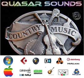 Country - Western Instruments - Sf2 | Music | Country