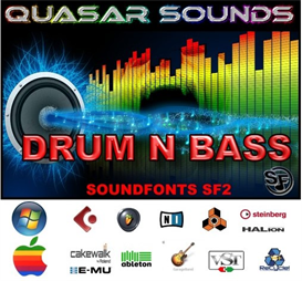 Drum N Bass - Soundfonts Sf2 | Music | Soundbanks