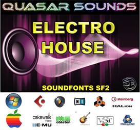 Electro House - Soundfonts Sf2 | Music | Electronica