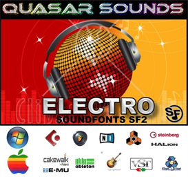 Electro - Soundfonts Sf2 | Music | Electronica