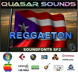 Reggaeton - Soundfonts Sf2 | Music | Rap and Hip-Hop