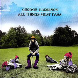 GEORGE HARRISON All Things Must Pass (2001) (RMST) (EXTRA TRACKS) 320 Kbps MP3 ALBUM | Music | Popular