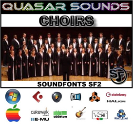 Choir Soundfonts Instruments | Music | Soundbanks