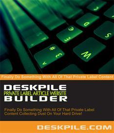 DeskPile Private Label Website Builder Software | Software | Design Templates