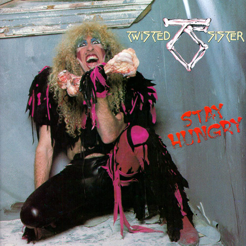 First Additional product image for - TWISTED SISTER Stay Hungry (1984) 320 Kbps MP3 ALBUM