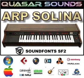 Arp Solina - Soundfonts Sf2 | Music | Soundbanks