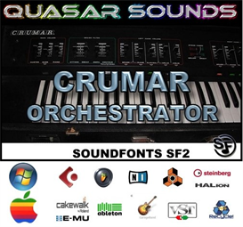 Crumar Orchestrator - Soundfonts Sf2 | Music | Soundbanks