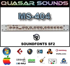 Doepfer Ms-404  - Soundfonts Sf2 | Music | Soundbanks