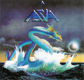 ASIA Asia (1st Album) (1982) 320 Kbps MP3 ALBUM | Music | Rock