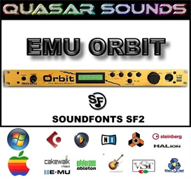 Emu Orbit Soundfont Sf2 | Music | Soundbanks