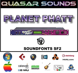 Emu Planet Phatt Soundfont Sf2 | Music | Soundbanks