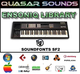 Ensoniq Eps Library - Soundfonts Sf2 | Music | Soundbanks