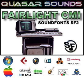 Fairlight Cmi - Soundfonts Sf2 | Music | Soundbanks