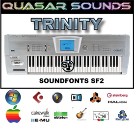 Korg Trinity  Soundfonts Sf2 | Music | Soundbanks