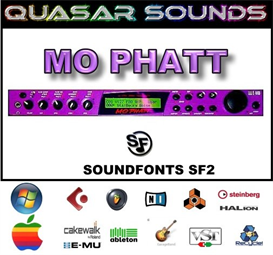 Emu Mo Phatt  Soundfonts Sf2 | Music | Soundbanks
