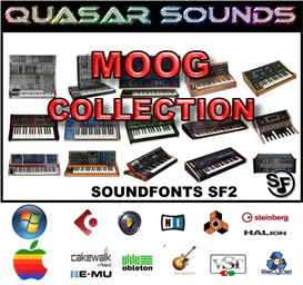 Moog  Soundfonts Sf2 | Music | Soundbanks