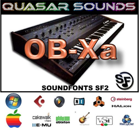 OBERHEIM OB-Xa   SOUNDFONTS SF2 | Music | Soundbanks