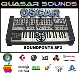 OSCar  -  SOUNDFONTS SF2 | Music | Soundbanks