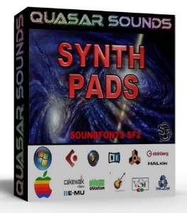Synths Pads/Atmos  -  Soundfonts Sf2 | Music | Soundbanks