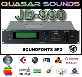 Roland Jd-990  Soundfonts Sf2 | Music | Soundbanks