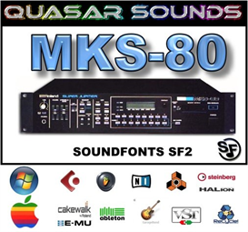 Roland Mks 80  -  Soundfonts Sf2 | Music | Soundbanks