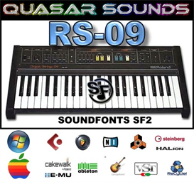 Roland Rs-09  -  Soundfonts Sf2 | Music | Soundbanks