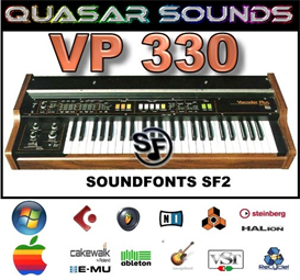 Roland Vp 330  - Soundfonts Sf2 | Music | Soundbanks