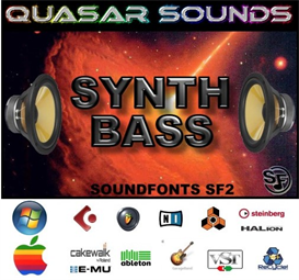 Synth Bass Patches  - Soundfonts Sf2 | Music | Soundbanks