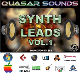 Synth Leads Patches  -  Soundfonts Sf2 | Music | Soundbanks