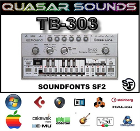 Roland Tb-303  Soundfonts Sf2 | Music | Soundbanks